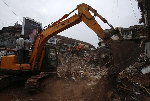 Building collapse (Representational Image)