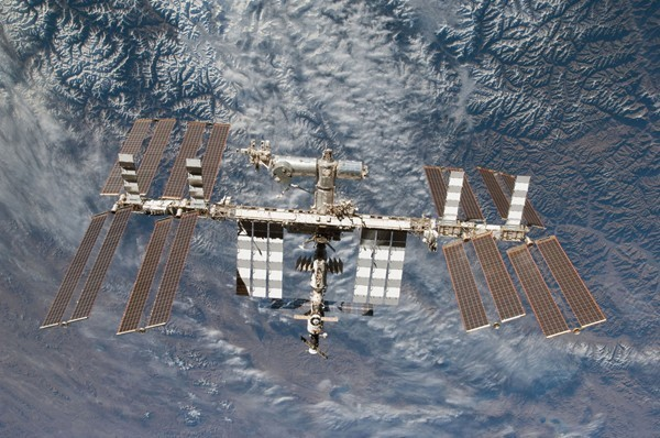 International Space Station (Reuters)