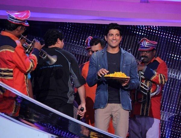 Farhan Akhtar on Nach Baliye Grand Finale