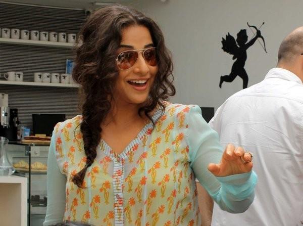 Vidya Balan Promotes 'Shaadi Ke Side Effects' at a special brunch