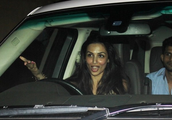 'Gunday' special screening at Yash Raj studios