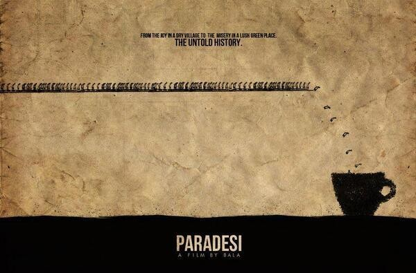Paradesi (Facebook/ Official Fan Page of Atharvaa Murali)