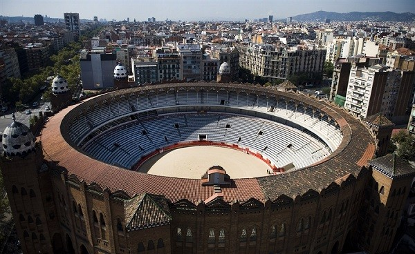 The bullring, which once hosted concerts by The Beatles and The Rolling Stones, has been largely unused since Catalonia's 2010 bullfighting ban. It will now be converted in a mosque.