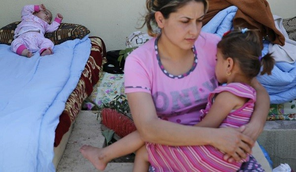 Christians in Mosul are fleeing the city after ultimatum from ISIS.