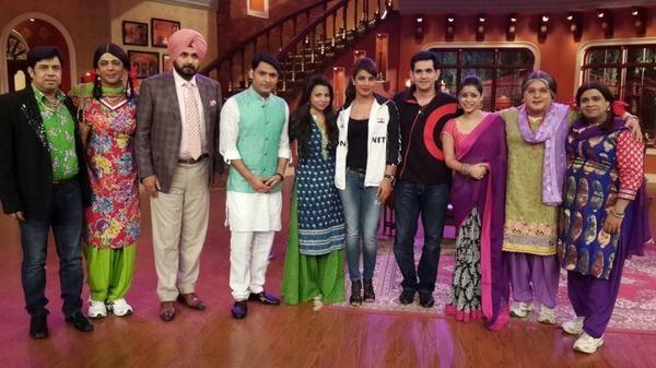 Priyanka Chopra on Kapil Sharma's Comedy Nights With Kapil