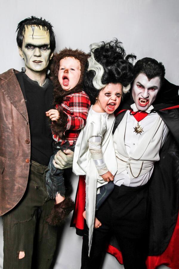 How Hollywood Celebrates Halloween