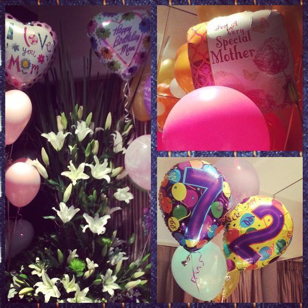 Salma Khan's birthday bash