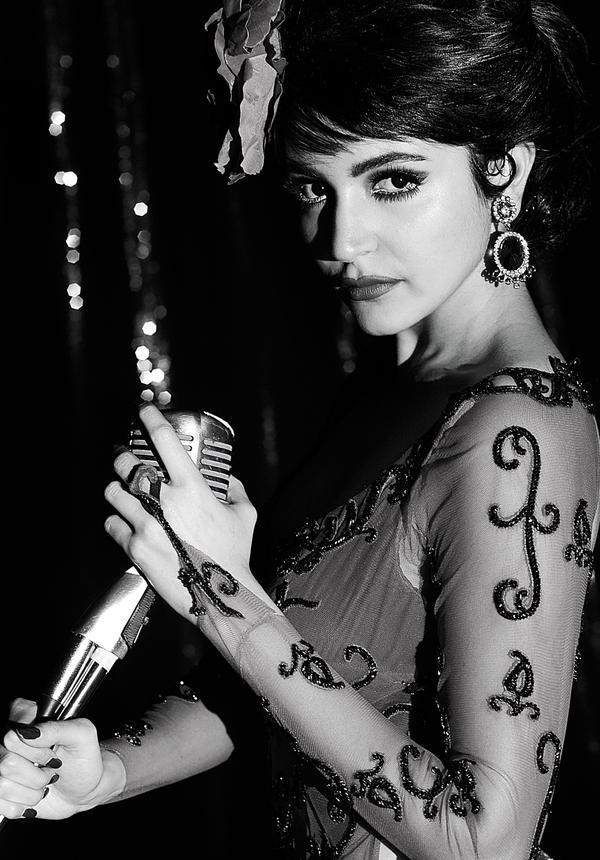 Anushka Sharma in 'Bombay Velvet' first look poster