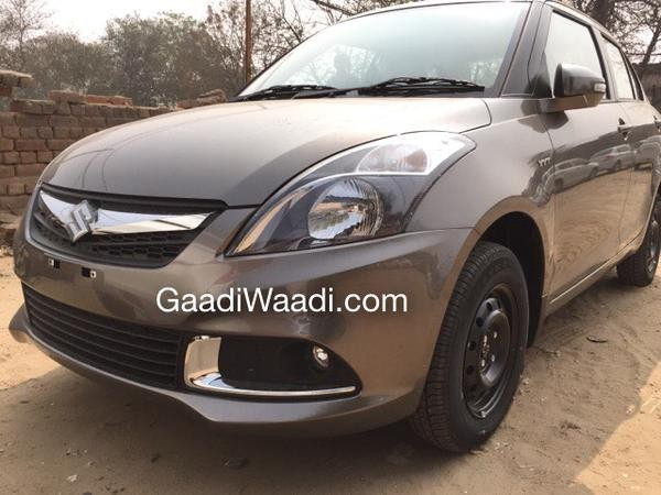 Maruti Suzuki 2015 Swift Dzire Facelift Reaches Dealerships, Set For Launch; All You Need To Know [PHOTOS]