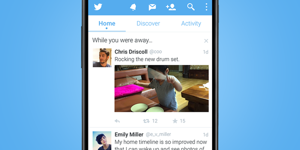 Twitter Helps You Catch Up Top Missed Tweets On Android