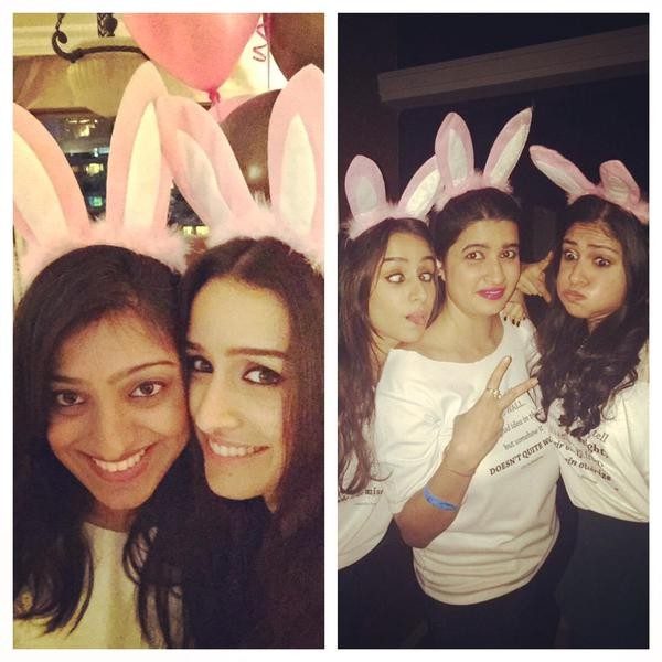 Happy Birthday Shraddha Kapoor: Rare and Unseen Pictures of
