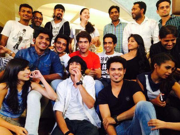 Rare Candid Shots of 'Dil Dosti Dance' Star Kunwar Amar