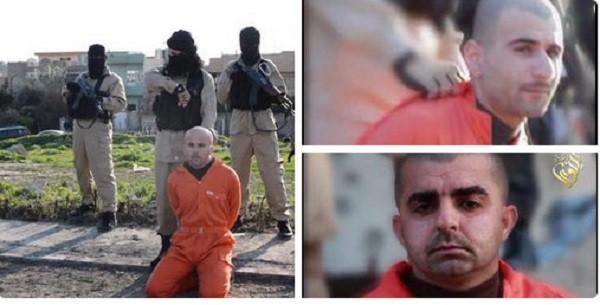 ISIS kurd beheading