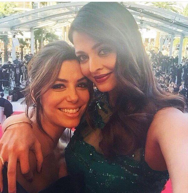 Cannes 2015: When Bollywood Divas meet Hollywood Stars