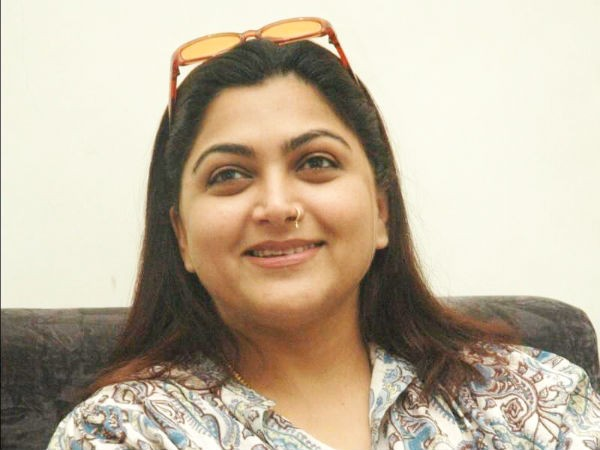 Khushboo without Makeup