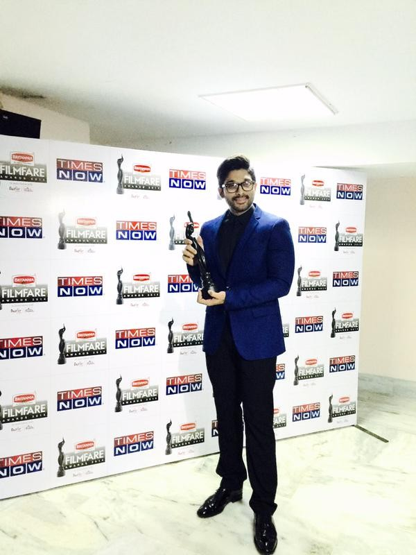 Filmfare Awards South 2015