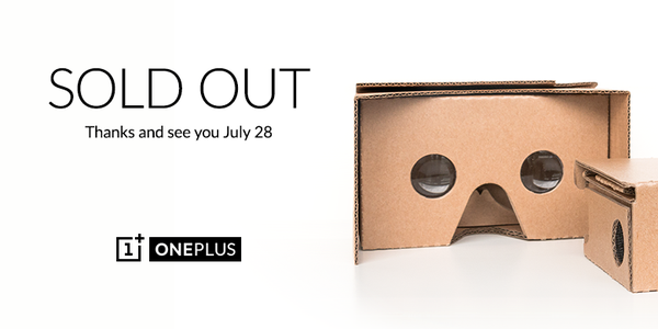 OnePlus Cardboard VR Sold Out On Amazon India: Best VR Headset Alternatives At Low Price