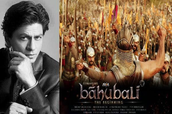 Shah Rukh Khan Praises Baahubali