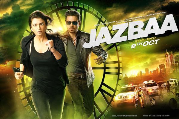 'Jazbaa' Poster