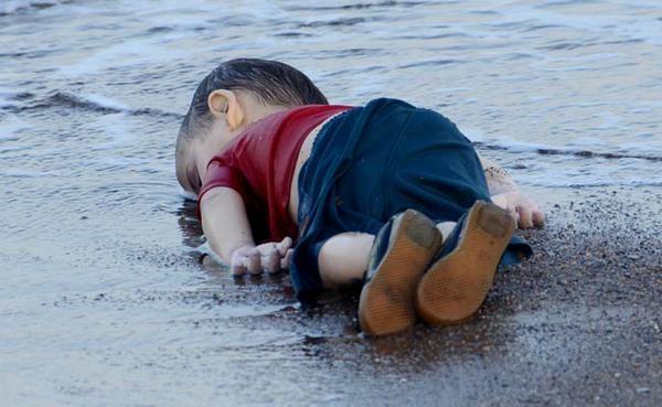 Syrian Boy Aylan Kurdi