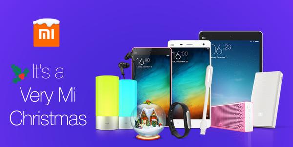 Xiaomi Christmas sale 2015: Hot deals, surprises, goodies, lucky draws begin 15 December