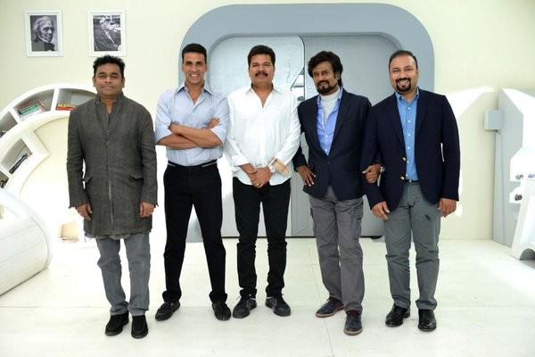 Enthiran (Endhiran) 2 Launch