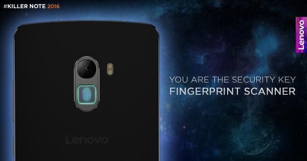 Lenovo K4 Note launch