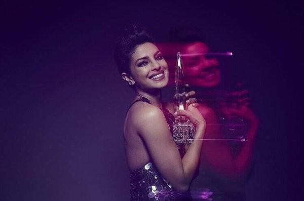 Priyanka Chopra becomes the first South Asian actress to win a People's Choice Award