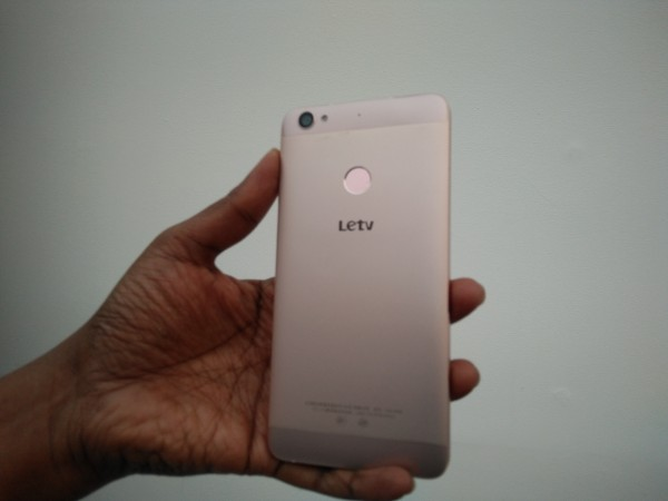 LeEco Le 1s hands on: Great metal design, premium features offered at affordable price