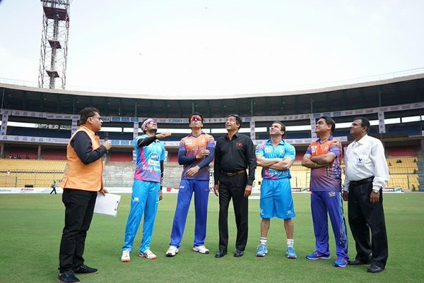 Celebrity Cricket League 2016 (CCL 6)