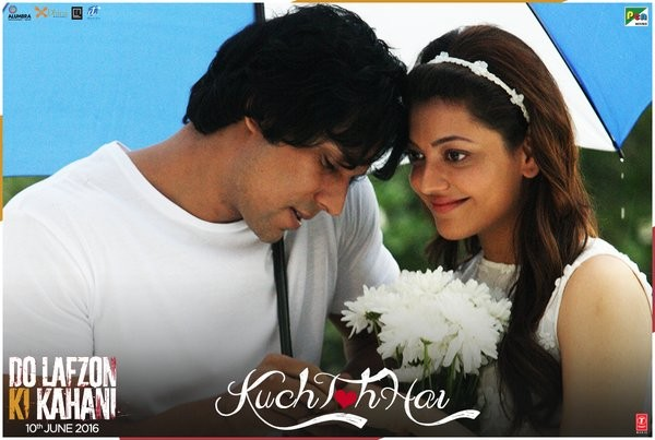 "Randeep Hooda and Kajal Aggarwal in ""Do Lafzon Ki Kahani"""