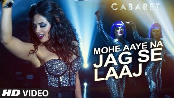 Richa Chadha in Mohe Aaye Na Jag Se Laaj, Cabaret