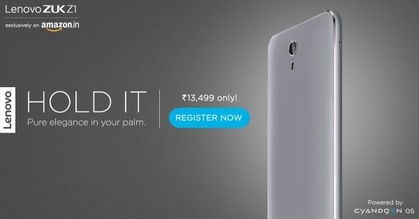 Lenovo ZUK Z1 flash sale in India: When can you buy the smartphone next? [Tips and tricks]