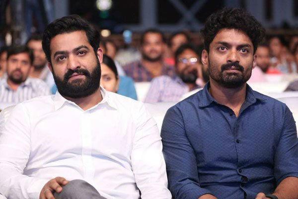 Junior NTR and Kalyan Ram at Janatha Garage Vijayotsavam