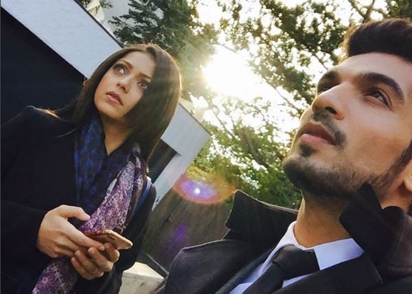 When fans mistook Pardes Mein Hai Mera Dil actor Arjun Bijlani for Shah Rukh Khan