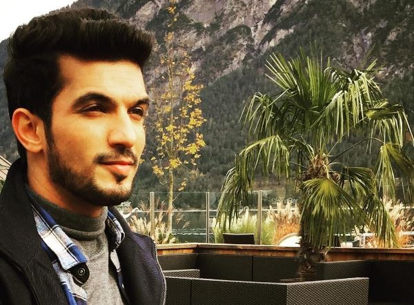 Pardes Mein Hai Mera Dil actor Arjun Bijlani turns scriptwriter for his show