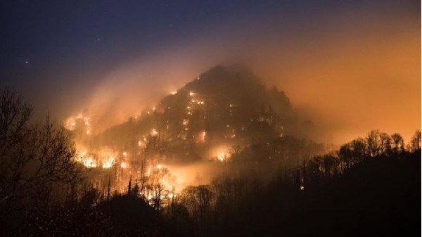 Tennessee fires