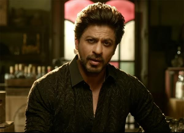 Shah Rukh Khan in Raees