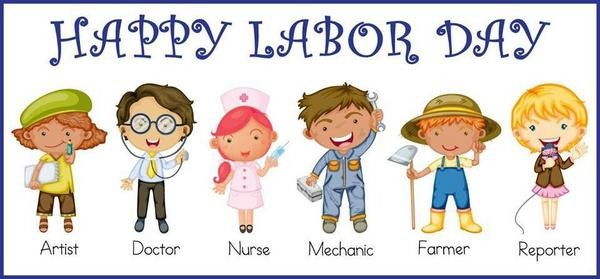 Happy May Day/ Labor Day