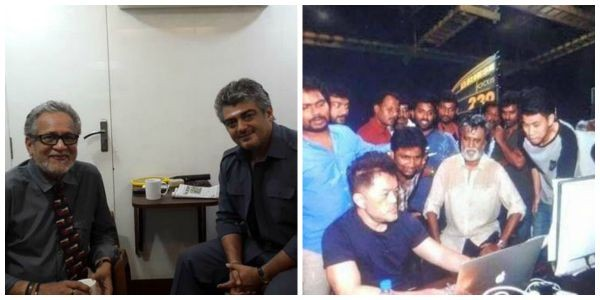 Ajith's 'Thala 56', Rajinikanth's 'Kabali' First Looks to be Out on Ganesh Chathurthi