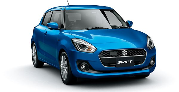 New Suzuki Swift Hybrid unveiled