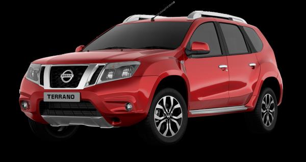 Nissan Terrano, 2017 terrano, new Terrano