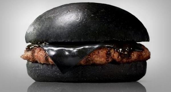 Black Cheese Burgers