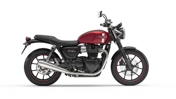 Triumph Street Twin bookings begin in India