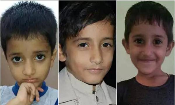 Kids killed in panchkula