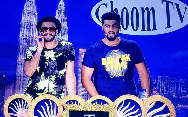 IIFA 2015: Shahid Kapoor, Ranveer Singh, Sonakshi Sinha and Other B-Town Celebs Rehearsing For Tonight