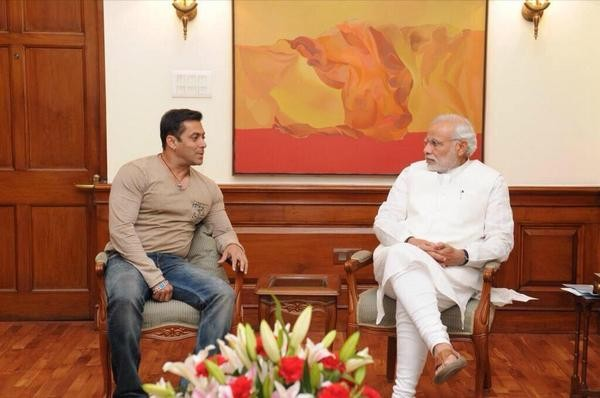 Why Salman Khan had a Secret Meeting with Prime Minister Narendra Modi?