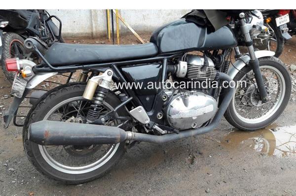 Royal Enfield 750cc bike