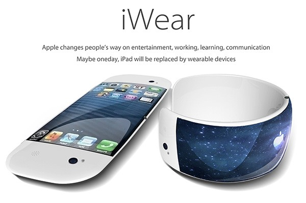Apple iWear, prototype explains how the future portable Apple devices would be