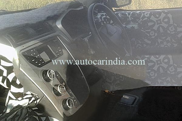 Mahindra S101 Compact SUV Interiors Spied; What We Know So Far
